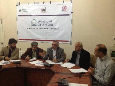 Quetta Sardar Raza Mohammad Bareech, CM Advisor for Education