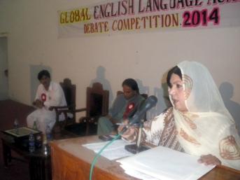 Dr Shama Ishaque
